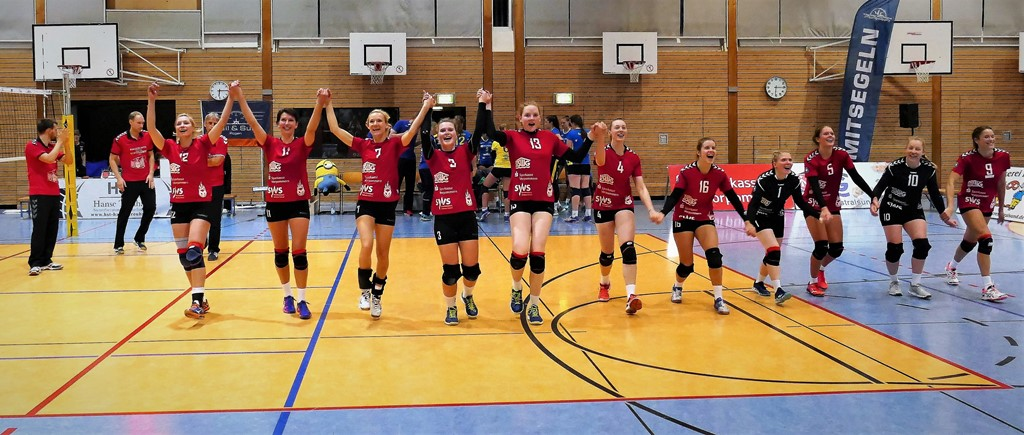 Wildcats spielen im DVV-Pokal mit