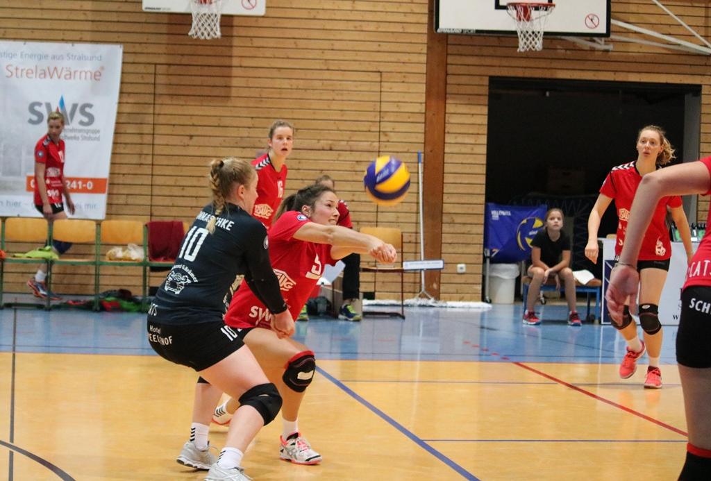 Wildcats setzen sich mit 3:1 gegen SCU Emlichheim durch