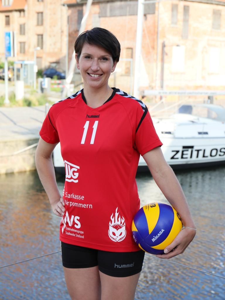 'Most Valuable Player' im Spiel gegen den SCU Emlichheim war Anne Krohn